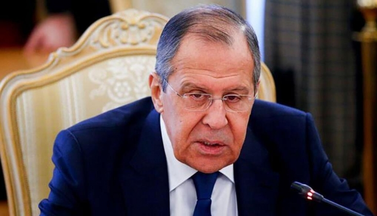 Lavrov: Suriye Ordusu, Türkiye ve Irak Sınırlarının Büyük Bölümünde Kontrolü Sağladı
