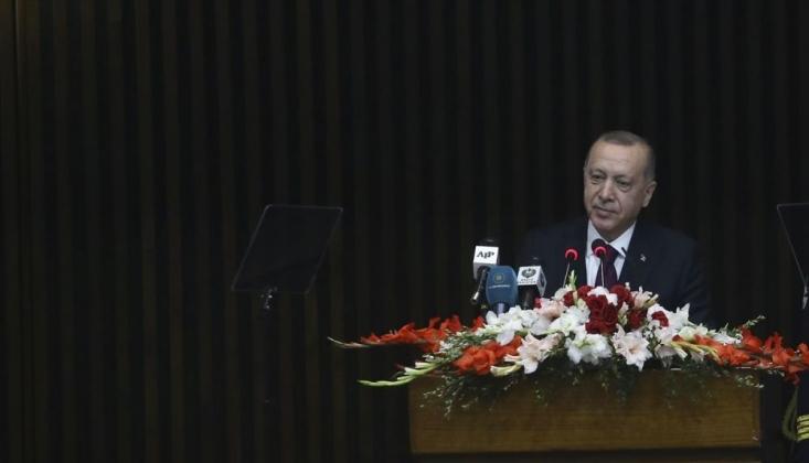 Erdoğan Pakistan'da İdlib Mesajı Verdi