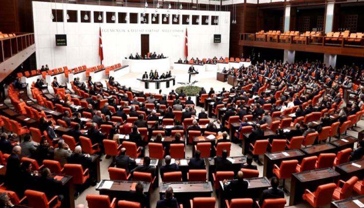 CHP, HDP ve İYİ Parti'nin Önerileri Reddedildi