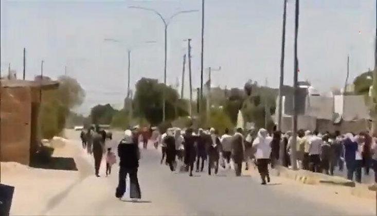 Binlerce Ürdünlü Filistin Sınırına Akın Etti /Video