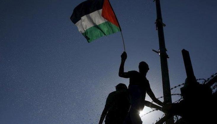 Filistin, Suudi Koalisyonunun Kesin Yenilgisi İçin Yemen Halkının Yanında Yer Alıyor