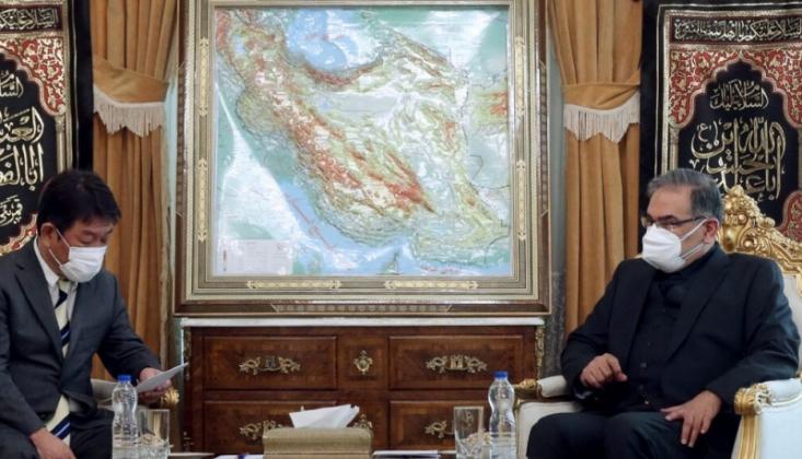 Şemhani: Yabancı Güçlerin Fars Körfezi'ndeki Varlığı Güvenlik ve İstikrara Zarar Veriyor