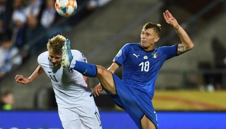 İtalya, Finlandiya'yı Mağlup Etti!