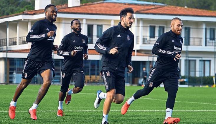 Derbi Öncesi Beşiktaş'a İki Müjde Birden!
