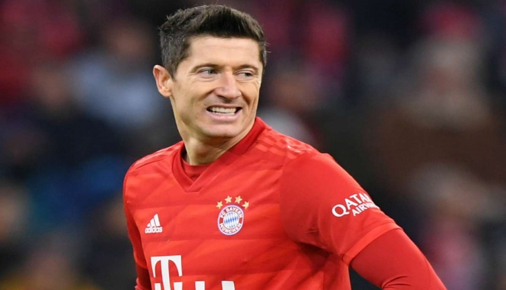 Bayern Münih'te Robert Lewandowski Şoku