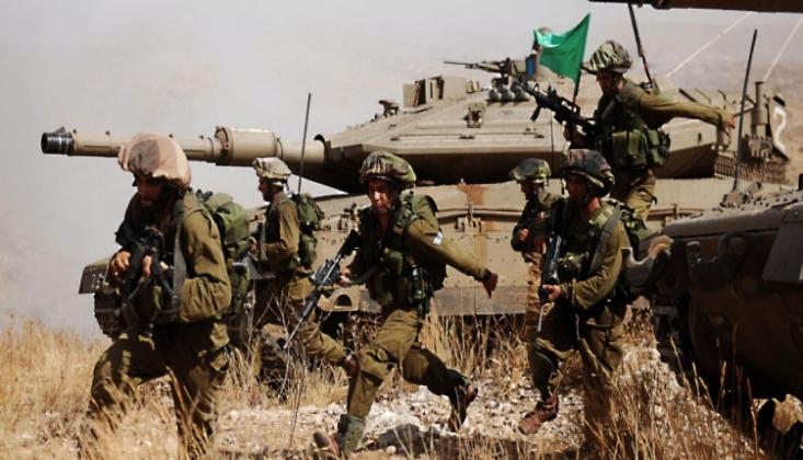 İsrail Çok Yakında Suriye'de Savaşa Girecek