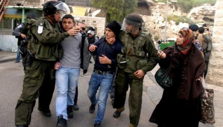 İşgal Güçleri Nablus'ta Bir Okula Saldırdı