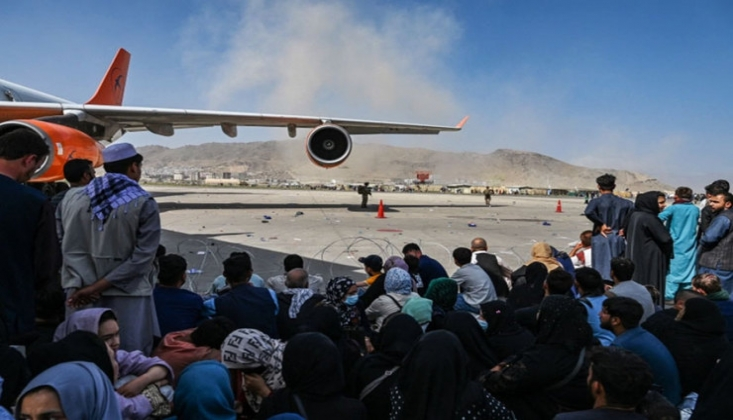 Rusya: Kabil Havalimanında Yaşananlardan ABD Sorumlu