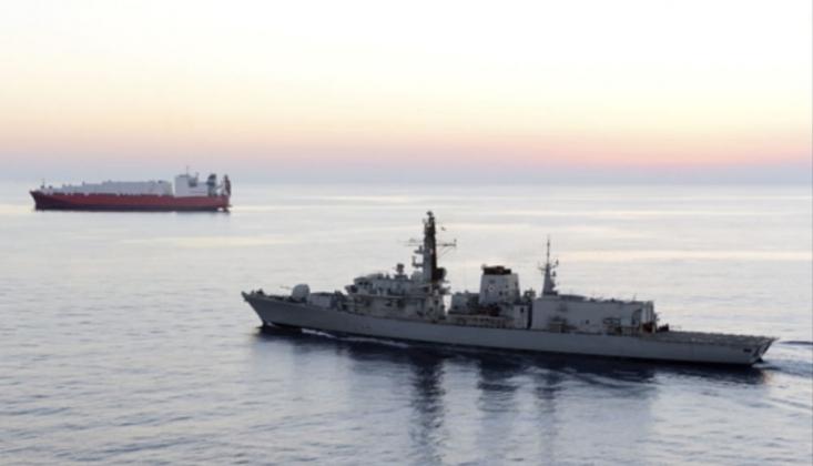 Devrim Muhafızları ile İngiliz Savaş Gemisi Arasındaki Konuşma Ortaya Çıktı