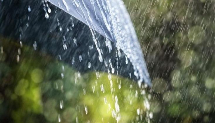 Meteoroloji'den 4 İl İçin Yağmur Uyarısı