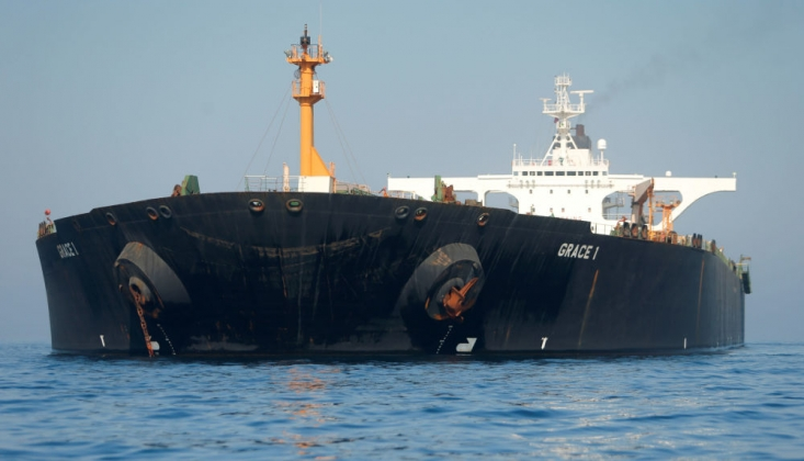 İran, Tankerlerine Yönelik Saldırılar Konusunda Uluslararası Denizcilik Örgütü'nü Bilgilendirdi