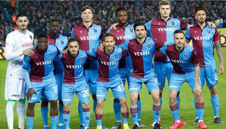 Trabzonspor, İstanbul'da 512 Gündür Kaybetmiyor!