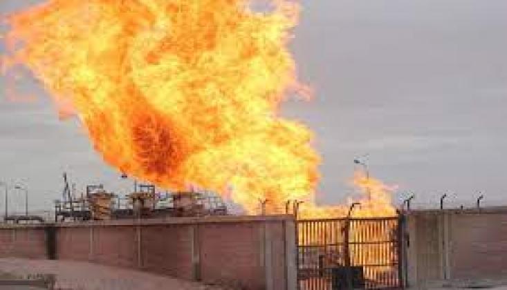 İran Petrokimya Tesisinde Patlama