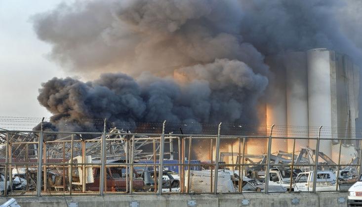 Beyrut Patlaması İçin Şeffaf Soruşturma Sözü