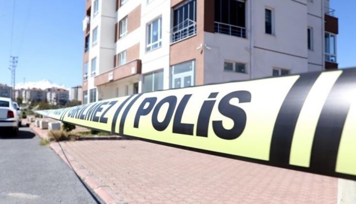 Bursa'da Bir Sokak Karantinaya Alındı
