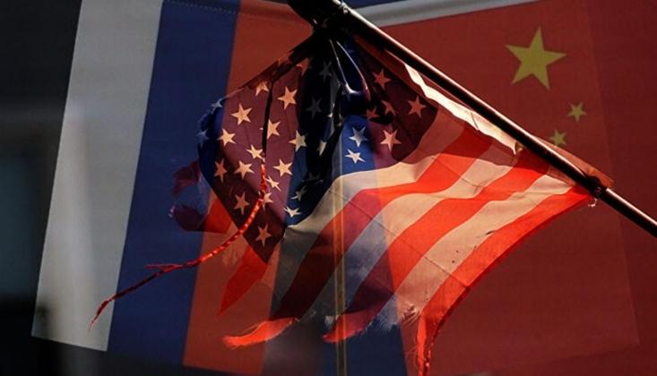 ABD'nin Rusya ve Çin Endişesi