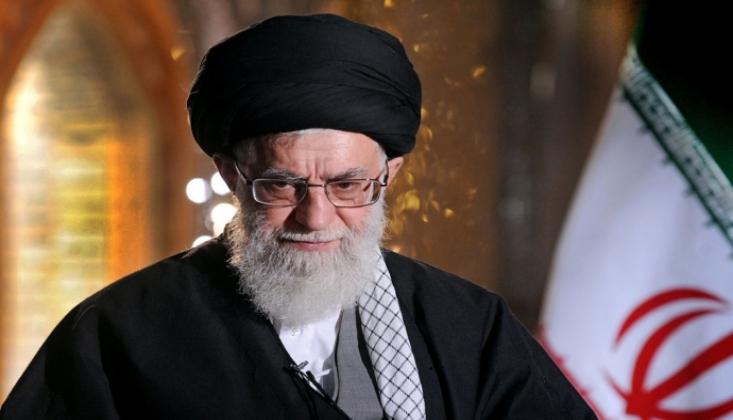İmam Hamenei'den Trump'ın Tehdit Mesajına Yanıt