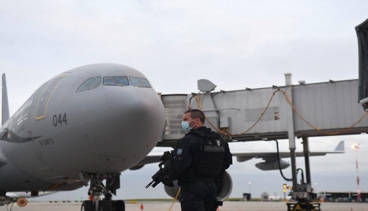Fransa Kabil'deki Tahliye İşlemlerine Son Veriyor