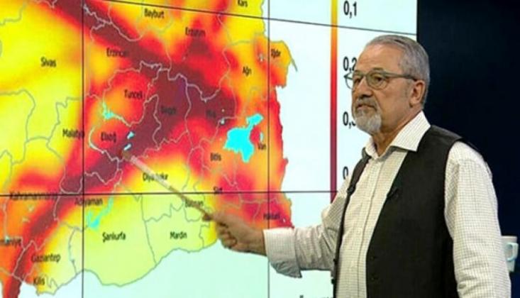 Depremin Ardından Prof. Dr. Naci Görür'den Kritik Uyarı