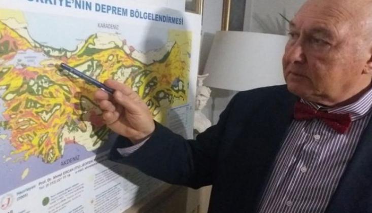 Prof. Dr. Ahmet Ercan'dan 4 İlçeye Uyarı