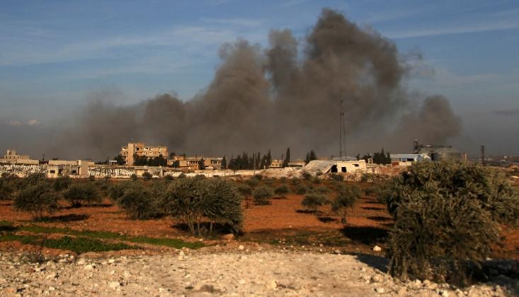 Nusra'nın İdlib'deki Saldırısı Püskürtüldü