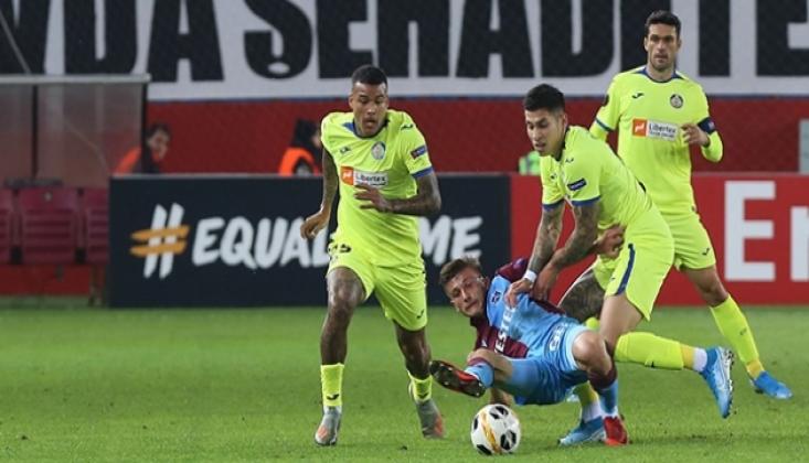 Trabzonspor Evinde Mağlup Oldu!