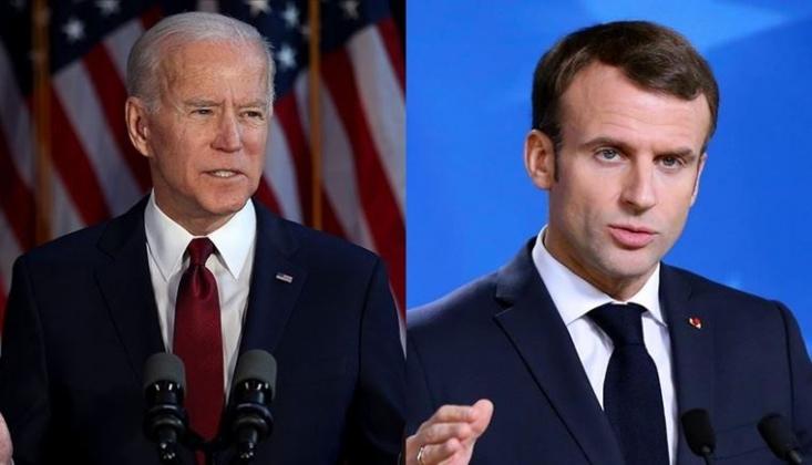 Macron ve Washington'un İran Karşıtlığı Cephesi
