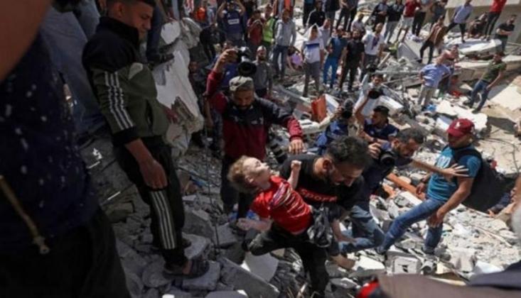 Siyonist İsrail'den Gazze'ye İnsani Yardım Engeli!