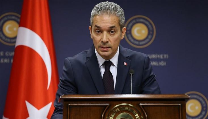 Türkiye'den Mısır'ın Suriye'ye İlişkin Suçlamalarına Tepki