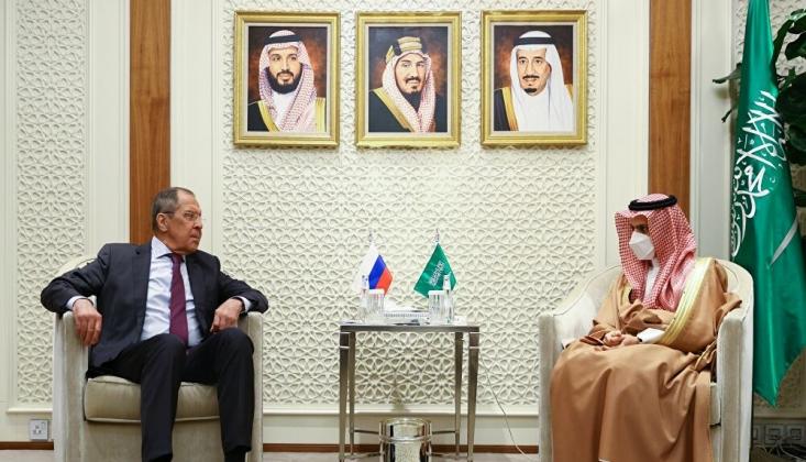Arabistan Ziyaretinde Bulunan Lavrov'dan Yemen Açıklaması