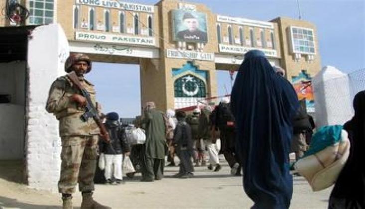 Taliban Ticaret Yolunu Ele Geçirdi