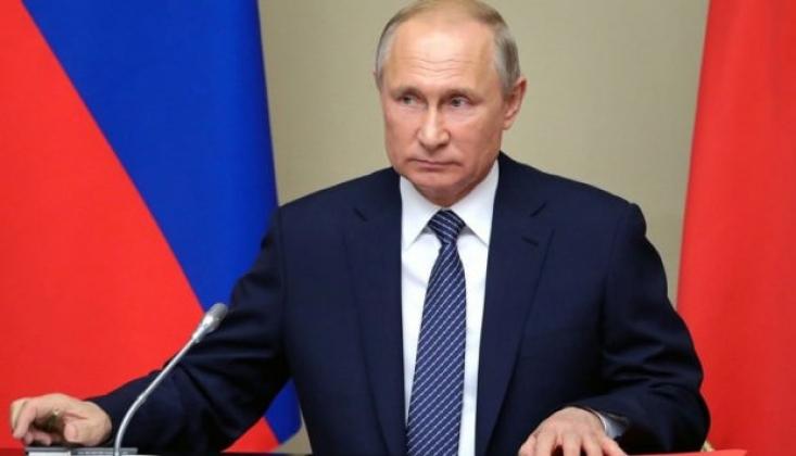 """Putin'den  """"ABD'ye Yanıt Verin"""" Talimatı"""