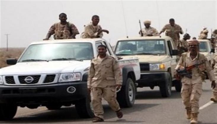 Sudanlı Askerler Yemen'den Çekiliyor