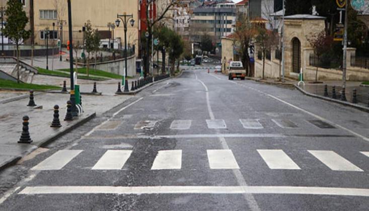 İstanbul'da Sokağa Çıkma Kısıtlamasını İhlal Edenlere Ceza Yağdı