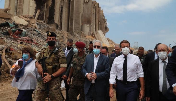 Amerika'nın Lübnan'daki Sabotajlara Açıkça Destek Olması