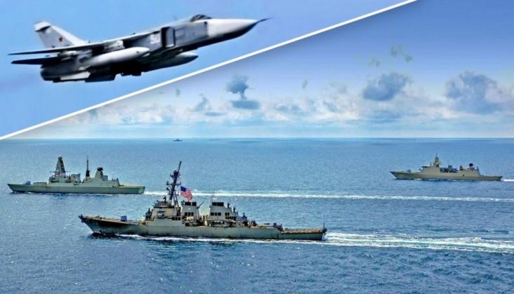 Rusya ABD'nin Provokasyonlarına Karşı Uyardı