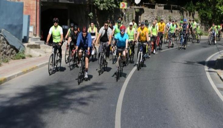 İran-Azerbaycan Bisiklet Turu Ekim'de Start Alacak