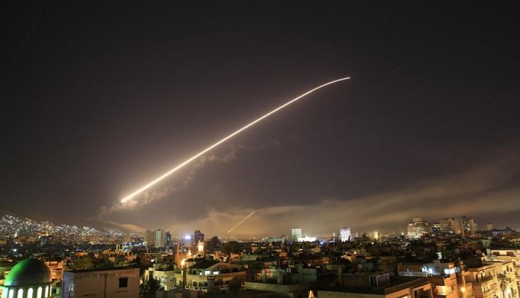 İsrail'den Suriye'nin Güneyine Bir Saldırı Daha