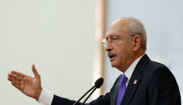 Kılıçdaroğlu: İdlib'den Gelecek Olanların Tamamının Eli Kanlı