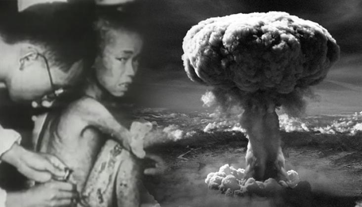 ABD Hiroşima'ya Atom Bombası İle Saldırdı