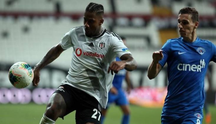 Beşiktaş Kasımpaşa'yı Son Dakikada Devirdi