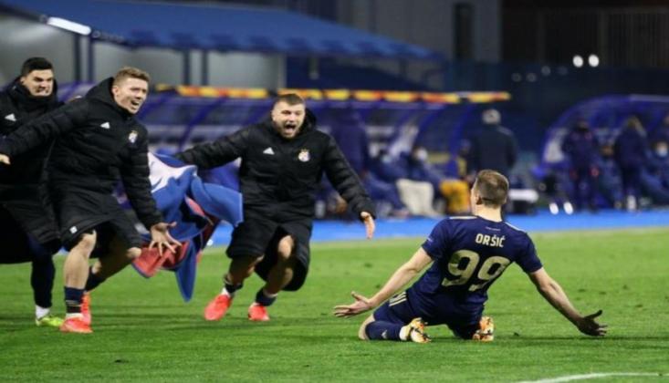 Dinamo Zagreb'den Muhteşem Geri Dönüş!