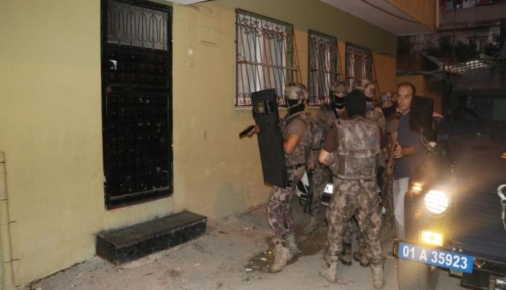 Adana'da PKK/KCK Operasyonu: 23 Gözaltı
