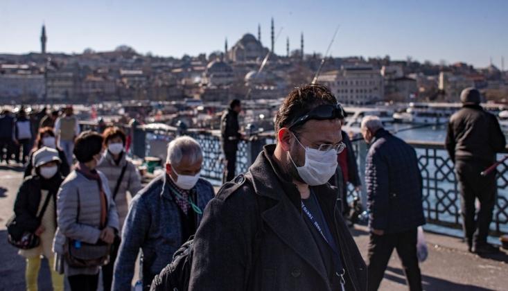 DSÖ: Halka Açık Alanlarda Üç Katlı Maske Takılsın