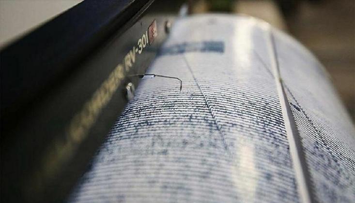 Marmaris Açıklarında Deprem