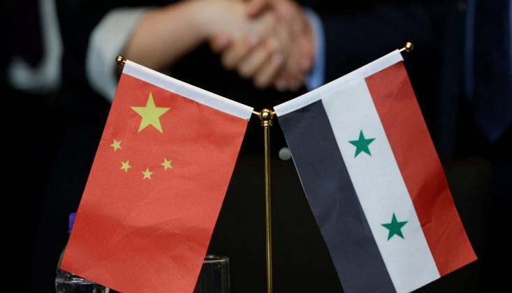 Çin ve Suriye'den İşbirliği Vurgusu