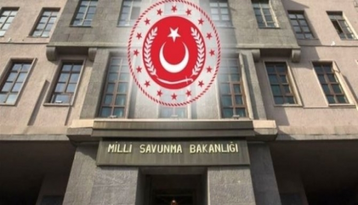 MSB: Türkiye-Yunanistan Askeri Heyetleri Arasındaki Toplantı Tamamlandı