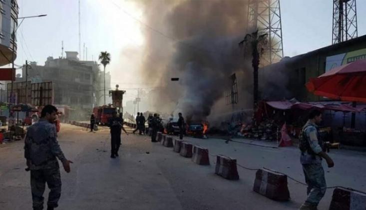 Afganistan'da Patlama; Onlarca Ölü ve Yaralı Var