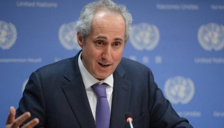 BM'den ABD ve Türkiye Arasındaki Anlaşmaya Tepki