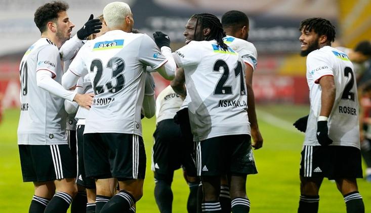 Beşiktaş'ın, Hatayspor Kamp Kadrosu Açıklandı